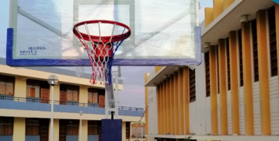 Canasta Be Basquet Profesional Plegable - Mobel Sports