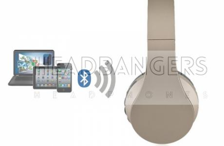 Audífonos Headphones Inalámbricos 4 en 1: Bluetooth